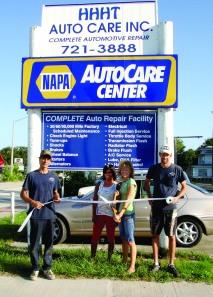 HHHT Auto Care, Inc.